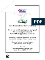 Foreclosure Flyer Feb. 2011