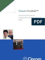 Cincom Smalltalk - Improving Business for ISVs