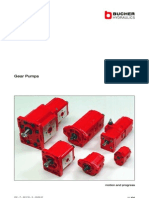 Hydroirma Catalog Gear Pump
