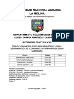 PDF Lab Volumetria Acido Base Bronsted y Lowry Determinacion de Alcalinidad en Carbonato de Sodio Comercial (2)