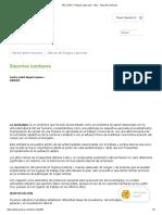 ARL SURA - Riesgos Laborales - ARL - Soportes Lumbares