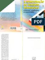 bernstein, basil. a estruturação do discurso pedagógico.pdf · versão 1