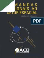 Demandas Nacionais ao Setor Espacial 2019