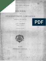 RIL (Recueil des Inscriptions libyques)