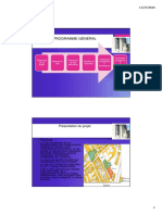 Presentation programme