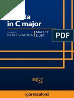 Duo xilo marimba Cmayor