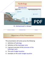 [1] Introduction to Hydrology