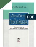 La Nueva Doctrina Del Derecho Registral-convertido
