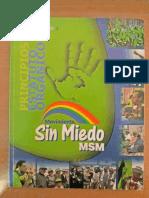 M.S.M. Principios Estatutos