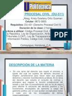 Diapositivas del Primer Parcial