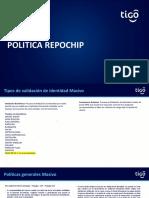 Politica RepoChip
