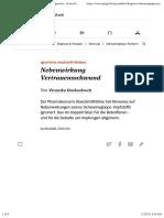 nCoV - Impfung - 2021-01-14 - Schweinegrippe - Pandemrix-Nebenwirkungen ignoriert - Futter für Impfgegner - DER SPIEGEL
