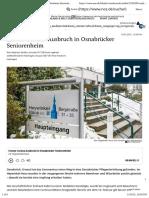 nCoV - Impfung - 2021-02-18 - Wir hatten bis zur ersten Impfung gar nichts - Nach Impfung - Corona-Fälle im Osnabrücker Altenheim Heywinkel-Haus