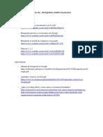 Guía 06 - Videos y lecturas