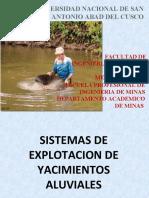 8.- Explotacion Minera en Seco