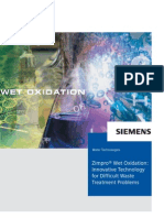 Siemens Zimpro - Wet Air Oxidation