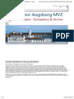 nCoV - Med - 2020-04-03 - Geändertes Befundlayout der SARS-CoV2 PCR-Ergebnisse | Labor Augsburg MVZ GmbH