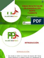 PPB_Foro planificación_8_Áreas de alto valor de conservación_Barliza y González