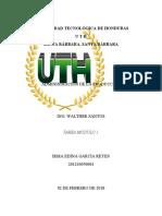 Tarea Modulo 1, Administracion de La Produccion