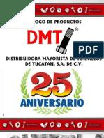 CATALOGO DMT