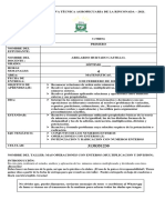 GUIA N°3 - MATEMATICAS SEPTIMO GRADO PRIMER PERIODO 2021.