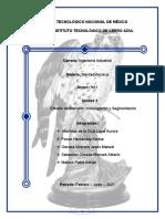 Unidad 3.-Estudio de Mercado Investigación y Segmentación