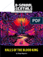Hall of the Blood king