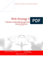 Web Strategy 3.0