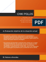 CHIKI POLLOS
