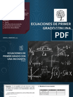 Ppt Área de Matemática - Secundaria Algebra_ Clase Modelo