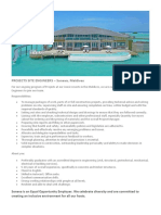 Project Site Engineer Advert