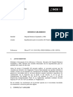 182-18 - HOSPITAL BARRANCA CAJATAMBO Y SBS - Impedimentos Para Ser Miembro Del Comité de Selección (T.D. 13669063)