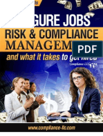 6 Figure Jobs in Risk and Compliance Management and what it takes to get hired