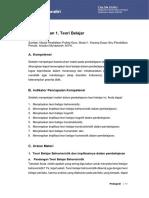 Modul Bahan Belajar - Pedagogi - 2021 - P1