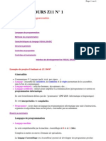 Cours Visual Basic Ebook Fr