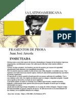 Bestiario by Juan Jose Arreola