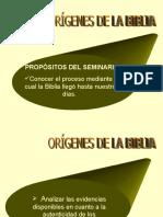 ORIGENES DE LA BIBLIA final
