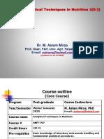 Laboratory Ethics-I and II