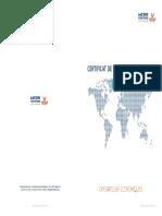 Brochure sur la demande de RFCV - Opérateurs économiques