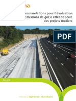 Rapport Recommandations Ges Infra