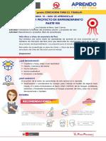 EPT- MI PRIMER PROYECTO DE EMPRENDIMIENTO -SEM 16