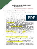 Notas Relatio Synodi 2014