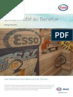 Exxon Mobil Au Benelux Esso Commercial Fuels Belgium FR
