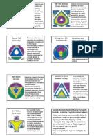 Símbolos Nível 3 - Arcturianos
