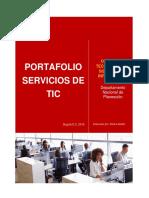 PORTAFOLIO DE SERVICIOS OTSI 2018 VF