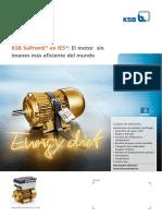 Catálogo P2P KSB SuPremE