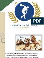 HISTORIA DA ED. FISICA 1