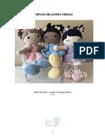 Boneca Amigurumi Traduzida Em Portugu-es