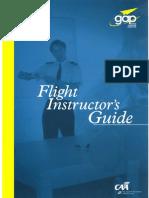 Flight Instructors Manual Nz