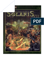 Mechwarrior 3rd Guide to Solaris 7 Russian